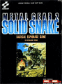 Cover Metal Gear 2 : Solid Snake