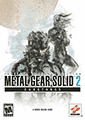 Cover MGS2 Subsistence PC