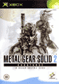 Cover MGS2 Subsistence XBOX
