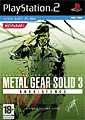 Cover MGS3 Subsistence
